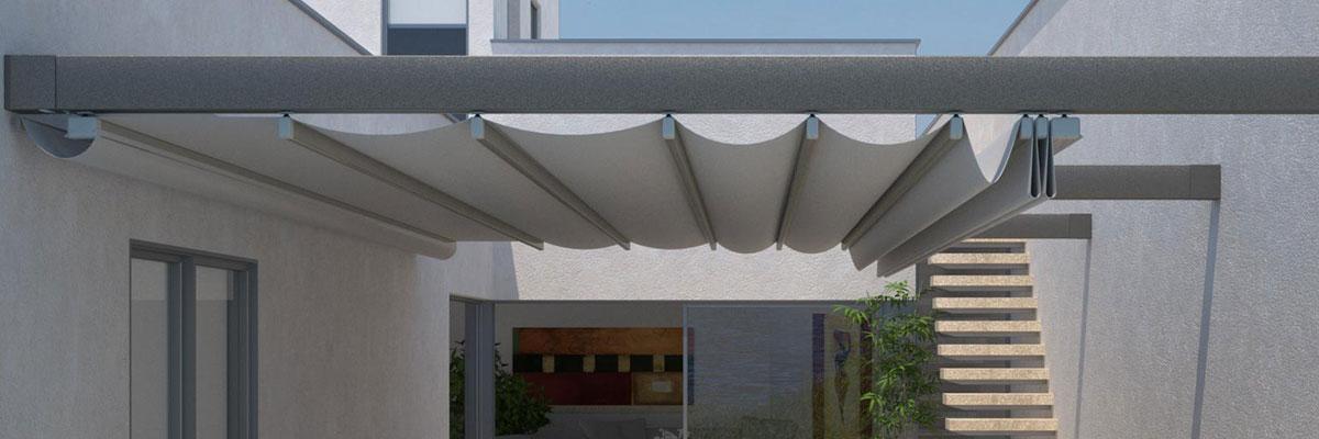 Linea ombra tende e coperture vele ombreggianti for Tenda a vela rettangolare